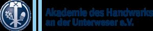 Logo der Akademie des Handwerks an der Unterweser e.V.