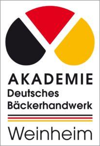Logo der Akademie Deutsches Bäckerhandwerk Weinheim