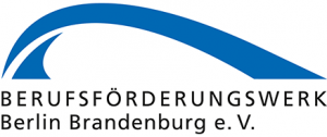 Logo des Berufsförderungswerkes Berlin Brandenburg e.V.