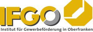 Logo des IFGO - Insitut für Gewerbeförderung in Oberfranken