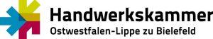 Logo der Handwerkskammer Ostwestfalen-Lippe zu Bielefeld