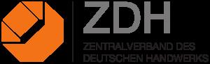 Logo des Zentralverbwandes des deutschen Handwerks (ZDH)